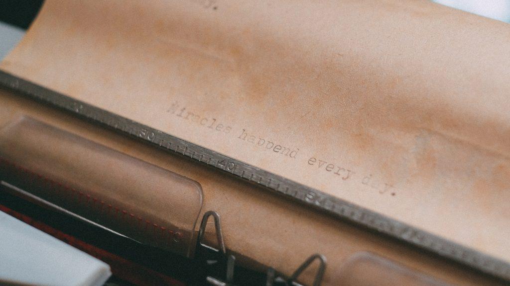 Ghostwriter schreiben lassen