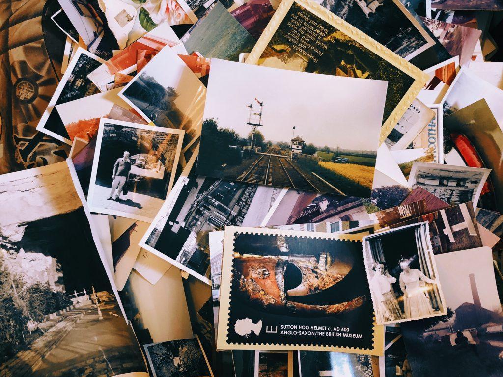 Fotos eines Lebens
